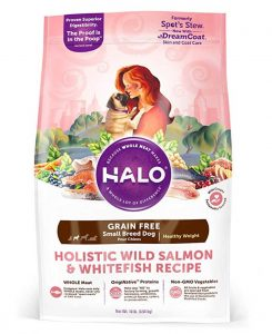 halo shih tzu dog food