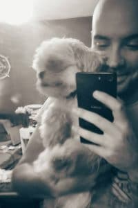Me and My Shih Tzu