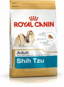 royal canin shih tzu food