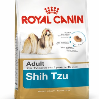 royal canin shih tzu