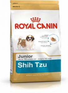 royalcanin junior shih tzu food