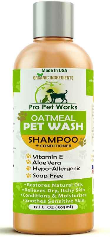 pro pet best shampoo shih tzu