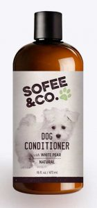 sofee co shih tzu conditioner