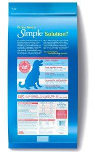 wellness limited ingredients back dog food
