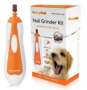 furryfido dog nail filer