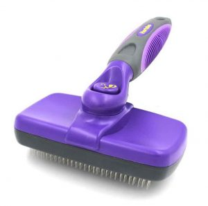 hertzko grooming slicker brush