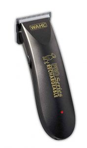 wahl deluxe pro series dog clippers