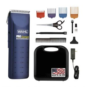 wahl pro series clippers 9590 kit