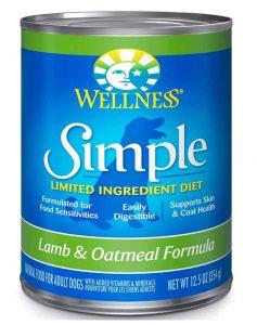 wells limited ingredients allergy dog food