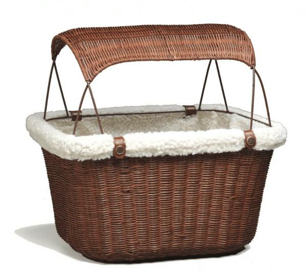bike basket for small dog