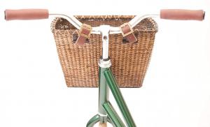 retrospec wicker dog bike basket