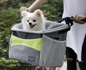 petsfit dog bike basket