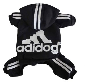adidog dog coat
