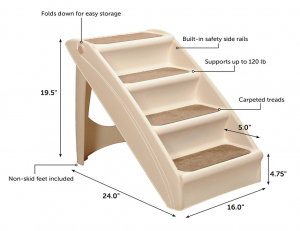 solvit dog steps for small dogs