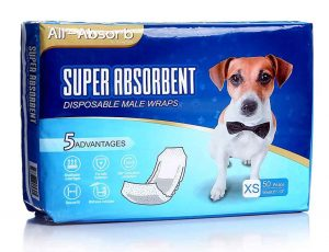 all absorb dog diaper